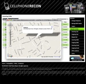 Cell Phone Monitoring Software
