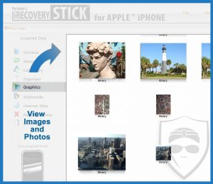 iRecovery Stick - iPhone Data Restore