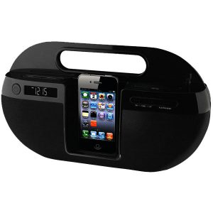 Night Vision Hidden Camera iPod Dock