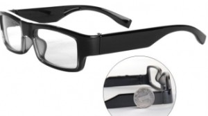 Hipster Glasses with Hidden Cam DVR